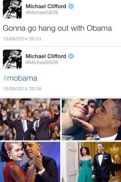 #mobama #anotherdayanothership I ship it xD