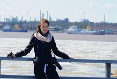 Iina Sköldvikin satamaan päin