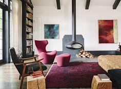 Library House in Portland, Design: Jessica Helgerson Interior Design
