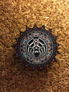 Bassnectar Awaken Hat Pin by AOKpinDesigns on Etsy, $16.00