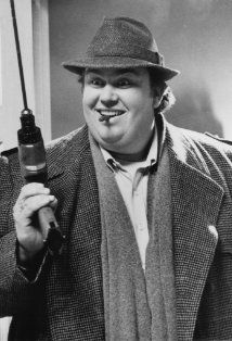 He seemed to be in every movie I watched as a kid. Still love this guy. John Candy (1950–1994)