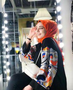 #Afreen!!! Hijab Fashion Summer, Muslim Fashion, Fashion Outfits, Muslim Girls, Muslim Couples, Hijab Dress, Hijab Outfit, Hijab Dpz, Simple Hijab