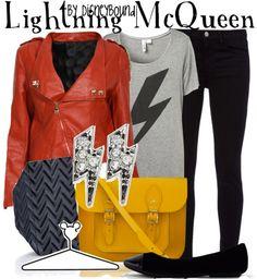 Lightening McQueen [Cars]