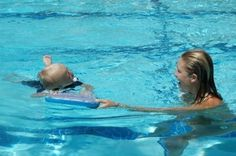 Parent-Child Swim Lessons Denver, Colorado  #Kids #Events