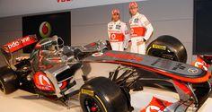 McLaren unveil the MP4-27
