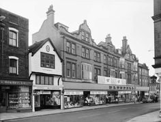 St Albans, Watford, Genealogy, Places To Travel, Places Ive Been, Mall, 1970s, Nostalgia, Street View