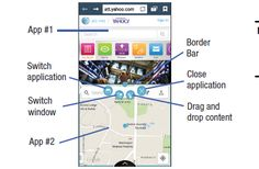 How To Run Multiple Apps On Same Screen - Samsung Galaxy Note 3