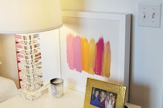 Loving these paintings by Cocoa & Hearts!