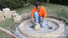 DIY Backyard Fire Pit Ideas On a Budget 24