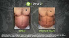 Think It Works wraps are for women only think again!!!  Real Men wrap too and we can prove it!!  Look how #tighten #toned and firmed his belly got after 2 wraps!! Who likes those #wraptastic results!?!?!  DM me when you are ready to get these amazing results!!! #ItWorks #wraps #men #realresults #realmen #affordable #easy #woven #cloth #fitness #gym #armylife #weight #weightlossinspiration #tonahlmillerwraps