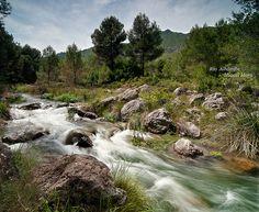 Río Alhárabe, Moratalla. by M. Mora, via Flickr