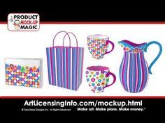 ▶ Product Mock-Up Magic - YouTube
