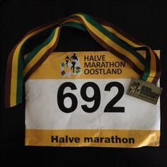 Halve Marathon Oostland - change of plans