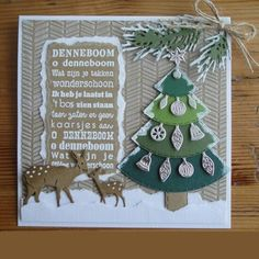 3d Cards, Christmas Cards, Christmas Ornaments, Christmas Deer, Christmas And New Year, Marianne Design, Banners, Gift Tags, Stencil