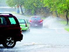 Lluvia y tronadas para el interior y oeste en horas de la tarde...