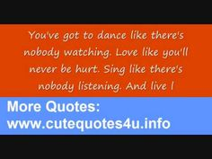 Cute inspirational quotes about love and life