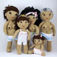 I wants! I can imagine how fantastic these would be to work with! Just my happy/sad doll is fantastic