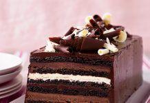 Prăjitură Opera un desert franţuzesc remarcabil