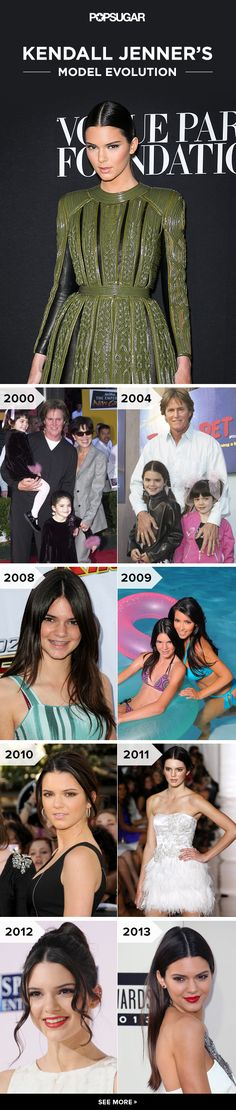 Why Kendall Jenner was meant for the catwalk.