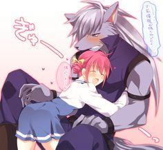 Imgs For > Smile Precure Wolfrun Miyuki
