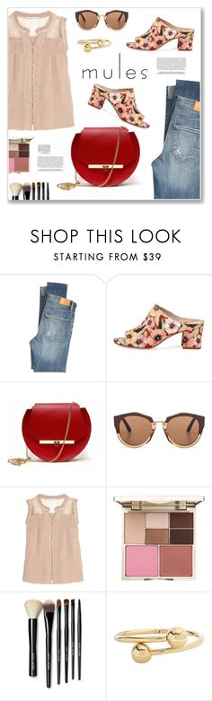 """""""Untitled #1545"""" by christinacastro830 ❤ liked on Polyvore featuring Citizens of Humanity, Donald J Pliner, Angela Valentine Handbags, Marni, Chelsea Flower, Stila, Bobbi Brown Cosmetics, J.W. Anderson and Loewe"""