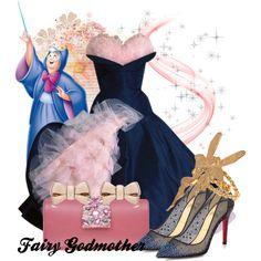 """Fairy Godmother"" by jess-d90 on Polyvore"