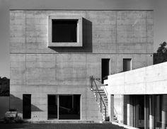 Sichtbeton: Zwei Häuser im Tessin / Microcitta - Architektur und Architekten - News / Meldungen / Nachrichten - BauNetz.de