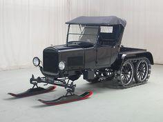 1926 Ford Snowmobile