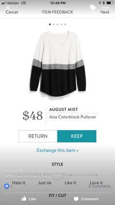 I've always loved color blocked patterns. Boho Fashion, Autumn Fashion, Style Ideas, Style Inspiration, Top Stylist, Stitch Fix Fall, Stitch Fix Stylist, Fall Looks, Comfortable Fashion