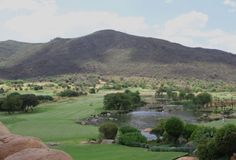 The Lost City Golf Course at Suncity in South Africa