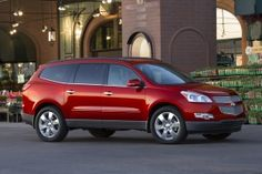 2012 Chevrolet Traverse Named USAA 'Best Value'