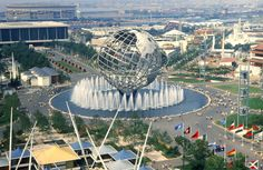 Retro-Future Photos From The 1964 World's Fair in Queens, NY