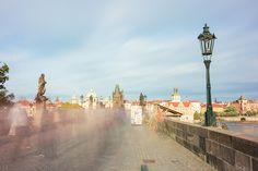 Prueba de campo del portafiltros LucrOit en Praga. Comparativa de los filtros Big Stopper de Lee, y el Firecrest de Hitech