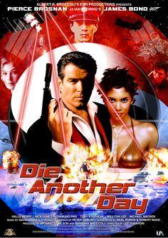 Halle Berry as a Bond girl James Bond Women, James Bond Actors, James Bond Movie Posters, James Bond Movies, Movie Photo, Movie Tv, James Bond Party, Timothy Dalton, Pierce Brosnan