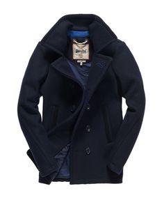 Bleecker Street Pea Coat