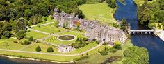 An incredible site for learning everything about luxury hotels and the French art of welcoming on this site: http://www.laurentdelporte.com/en/ ASHFORD CASTLE, Irland