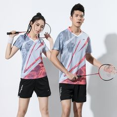 Olympic Wrestling, Olympic Games Sports, Olympic Gymnastics, Tennis Shirts, Tennis Clothes, Women's Badminton, Badminton Funny, Beach Volleyball, Sport Wear