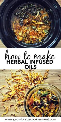 How to Make Infused Herbal Oils How to make infused herbal oils, the first step in making your own body care products. Informations About How to Make Infused Herbal Oils How to make infused herbal oil Herbal Oil, Natural Health Remedies, Herbal Remedies, Healing Herbs, Natural Healing, Advantages Of Green Tea, Savon Soap, Ginger Benefits, Body Creams