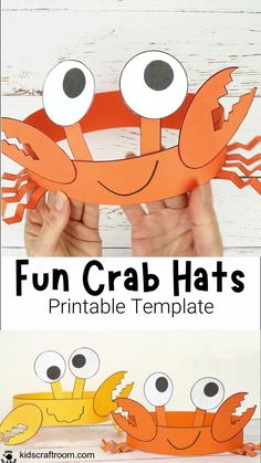 Beach Crafts For Kids, Animal Crafts For Kids, Craft Activities For Kids, Toddler Crafts, Preschool Crafts, Diy For Kids, Vbs Crafts, Vocabulary Activities, Kids Fun