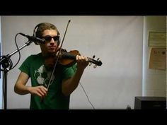 NEW VIOLIN DUBSTEP - Deadmau5 Inspired dubstep violin track by Nick Kwas