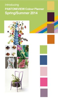 Pantone Colour Trends 2014 | Bettina Deda Colour Design