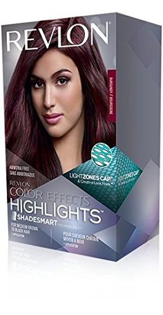 Revlon Color Effects Highlights Hair Color - Burgundy - oz *** Details can be found by clicking on the image.