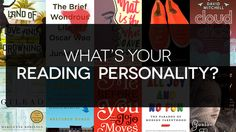 Find out what kind of reader you are and the books you should check out now.