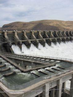 John Day Dam, USA