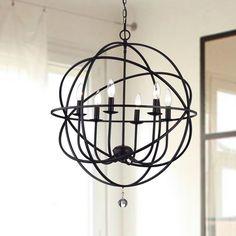 Lucia 6-Light Globe Pendant & Reviews   Joss & Main