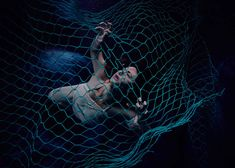 Underwater Photos of Woman in a Net Show the Horrors of Ghost Fishing Human Photography, Underwater Photography, Portrait Photography, Ocean Aquarium, Photographer Needed, Cape Town South Africa, Underwater Photos, Photos Of Women, Profile Photo