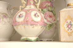 Floral china