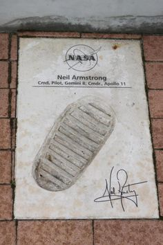 First man on the Moon: Neil Armstrong Cmdr. Pilot Gemini 8; Cmdr., Apollo 11...passed 8/19/2012