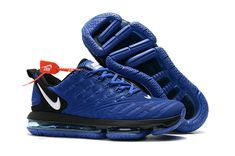 929b12ed74a98 Wholesale Cheap Nike Air Max 2019 Mens Royal Blue White Black Shoes at The  Swoosh are gearing up to release the next kicks from the Air Max family  tree, ...