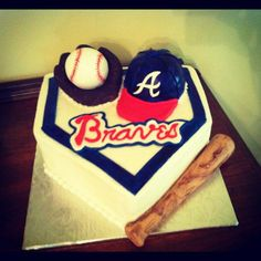 36 Greatest Sports-Themed Groom's Cakes Known To Married Men